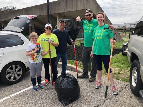 Norwood Clean-Up Week is March 20-27!