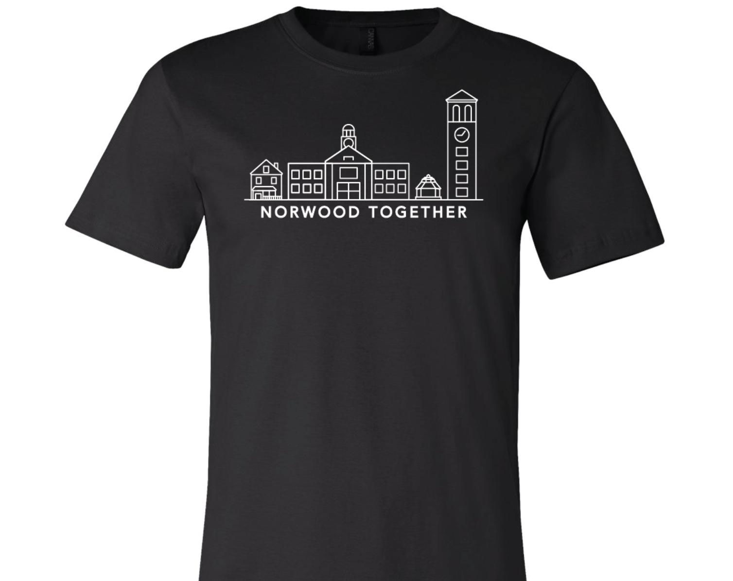 Norwood Together T-shirts available